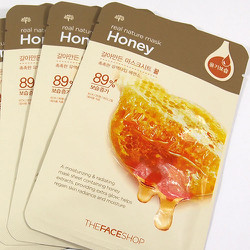 Mặt nạ Real Nature Mask Honey The Face Shop