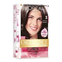 Thuốc nhuộm tóc LOréal Excellence Cream 72ml+48ml+40ml+12ml