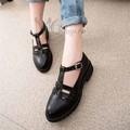 Giày Oxford Nữ G682