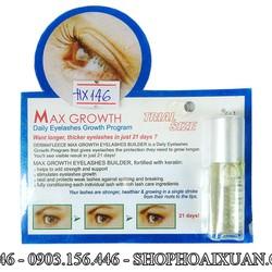 Serum Dưỡng Dài Mi MAX GROWTH - HX146