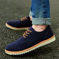 Giày da lộn cao cấp Glado - G08