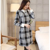Đầm Váy Công Sở Hàn Quốc D430