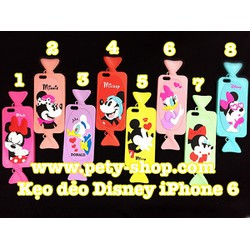 Ốp lưng Kẹo dẻo Disney iPhone 6 6S 5 5S SE 4 4S