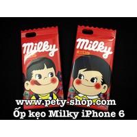 Ốp lưng kẹo Milky iPhone 6