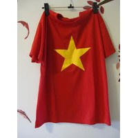 Áo thun nam cờ Việt Nam
