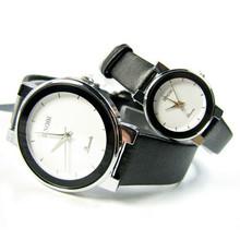 Đồng hồ SINOBI cặp dây da đen TADS008