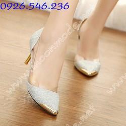 Mã MM90028 - Giày ánh kim sang trọng