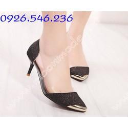 Giày ánh kim sang trọng ms 90028