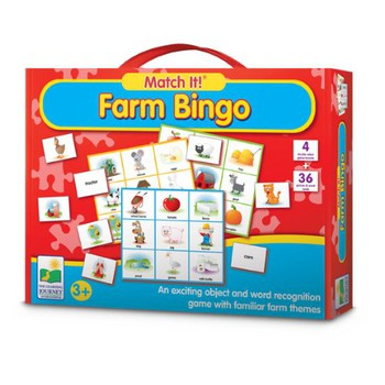 Bingo Nông Trại Farm Bingo - HT 5001