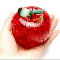 Crystal Puzzle - xếp hình trái táo 3D