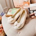 Giày búp bê nơ xinh B930003