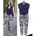 Bộ đồ Jumpsuit nữ dáng dài, họa tiết nổi bật, trẻ trung gợi cảm-AQ267