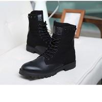 Giày boot nam BG-10
