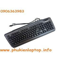 Keyboard MITSUMI CHÍNH HÃNG CỔNG USB,MADE IN MALAYSIA