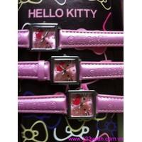 Đồng hồ hello kitty cực đáng iu quà tặng ý nghĩa DHHK10