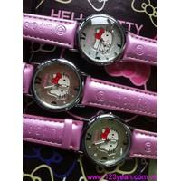 Đồng hồ hello kitty cực đáng iu quà tặng ý nghĩa DHHK5