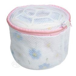 GD019 túi giặt đồ tròn có lớp nhựa bảo vệ quần áo