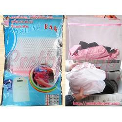 GD032.2 túi giặt đồ hình chữ nhật 40x50cm