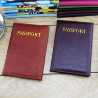 Bao da đựng passport 49
