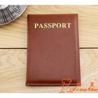 Bao da đựng passport 55