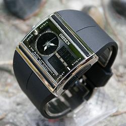 Đồng hồ điện tử 2 kênh chống nước cao cấp DAC05
