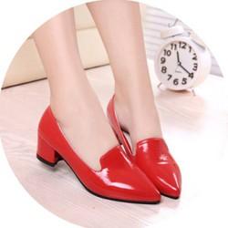Koin - Giày cao gót mũi nhọnCG36 - bảo hành 1 năm