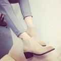 Giày Boot nữ cổ ngắn thời trang - XS0070