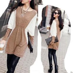 New Style - Áo len form dài sành điệu