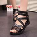 Sandal quai chéo phong cách Hàn Quốc - SG0035