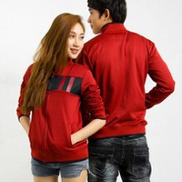 Áo khoác đôi đỏ