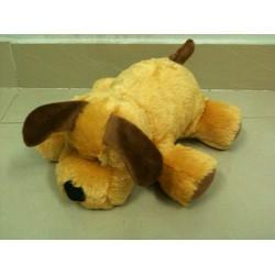 Thú nhồi bông chó vàng lông mịn cực yêu G012