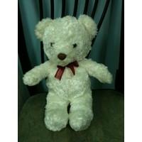 Thú nhồi bông Gấu trắng lông xù G022