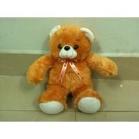 Thú nhồi bông Teddy bear lông vàng đáng yêu G026