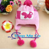 Mũ len bé gái và trai