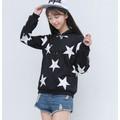 Áo hoodie Hàn Quốc có nón E 880