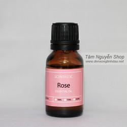 Tinh dầu hoa hồng Singapore