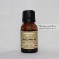 Tinh dầu trầm gỗ Singapore