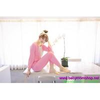 SHOP BÁN đồ mặc nhà thun cotton thái kiểu dáng màu sắc cực xinh NN357