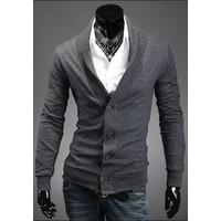 NK 0606 - Áo khoác cardigan kiểu vest cách điệu - CA39