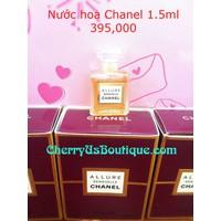 Nước hoa Chanel 1.5ml