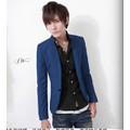 áo khoác vest nam công sở Mã: NK0354 - XANH ĐẬM