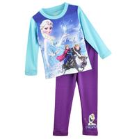 Bộ ngủ Frozen đẹp, lạ, màu sắc rất nhã cho con gái
