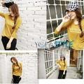 Áo nữ trơn nhiều màu duyên dáng YKS ATT-2119