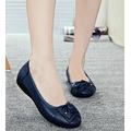 Giày búp bê da mềm, trẻ trung BX 370
