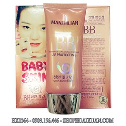 Kem BB cream Baby Skin MANZHILIAN KOREA - HX1364