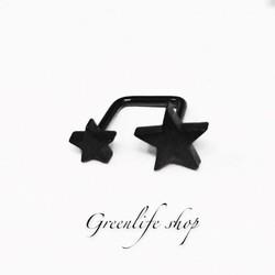 [Greenlife Shop] Bông tai ngôi sao chất