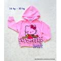 Áo khoác Hello Kitty đẹp cho bé từ 16kg - 30kg