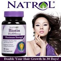 Biotin Viên uống mọc tóc của Mỹ.