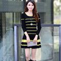 váy đầm len xinh đẹp DX380
