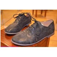 Giày Oxford đế thấp dành cho girl xinh xắn